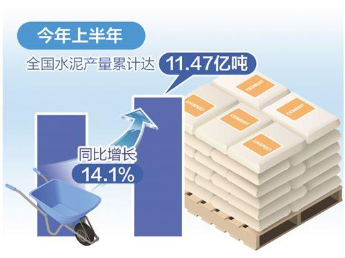鸿图登陆:水泥价格走低不改需求向好