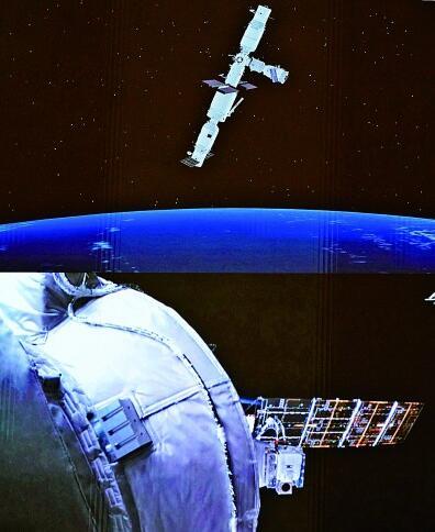 """鸿图:让航天员""""太空出差""""一路平安"""